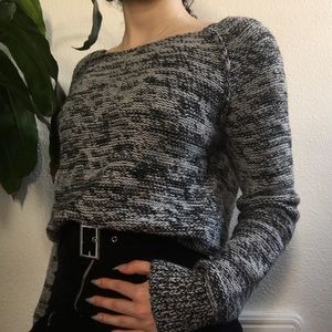 American Eagle Marble Sweater